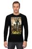 """Лонгслив """"Fallout 4"""" - games, fallout, bethesda, fallout 4"""