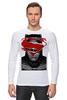 """Лонгслив """"бэтмен"""" - batman, superman, бэтмен, супермэн, бэтмэн, n"""