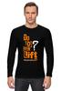 "Лонгслив ""ФитПит.рф - Спортивное питание"" - спорт, фитнес, спортзал, кросфит, do you even lift"
