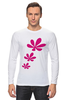 """Лонгслив """"розовые цветы"""" - купить, сумку"""