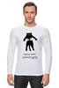 """Лонгслив """"Черные коты приносят удачу"""" - удача, коты, черная кошка, black cat"""