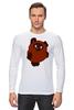 """Лонгслив """"Винни-Пух"""" - мультик, медведь, винни-пух, советский мультфильм"""