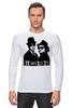 """Лонгслив """"Братья Блюз (The Blues Brothers) """" - братья блюз"""