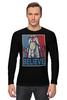 "Лонгслив ""Believe"" - lego, постер, believe, лего"