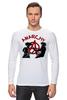 "Лонгслив ""Punks Not Dead"" - панк, anarchy, анархия, панк рок, punks not dead"