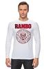 "Лонгслив ""Rambo"" - rocky, сильвестр сталлоне, rambo, sylvester stallone, рокки бальбоа"