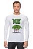 """Лонгслив """"Невероятный Мопс"""" - pug, hulk, мопс, халк, невероятный мопс"""