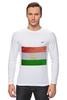 """Лонгслив """"Флаг Таджикистана"""" - арт, флаг, tajlife, таджикистана"""