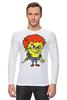 """Лонгслив """"Chucky Killer"""" - убийца, spongebob, чаки, chucky"""