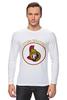 "Лонгслив ""Ottawa Senators"" - спорт, хоккей, nhl, нхл, ottawa senators"