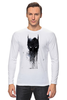 """Лонгслив """"бэтмен"""" - batman, бэтмен, dc, неповторимая"""