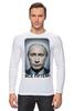 "Лонгслив ""ВСЁ ПУТЁМ"" - президент, putin, владимир путин, всё путём"