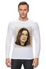 "Лонгслив ""Ozzy Osbourne "" - портрет, ozzy, оззи осборн, ozzy osbourne, оззи"
