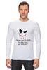 "Лонгслив ""Джокер(Joker) DC Comics"" - joker, batman, джокер, бэтман"