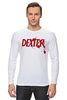"""Лонгслив """"Dexter (Декстер)"""" - dexter, декстер, serial killer, серийный убийца"""