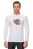 """Лонгслив """"коала"""" - сердечко, воздушный шар, коала"""