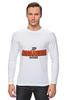 "Лонгслив ""Anaheim Ducks"" - хоккей, nhl, нхл, anaheim ducks, анахайм дагз"