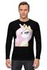 "Лонгслив ""Princess Molestia"" - арт, pony, mlp, пони, molestia"