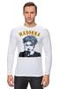 """Лонгслив """"Madonna"""" - музыка, madonna, мадонна, поп музыка, арт дизайн"""