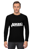 """Лонгслив """"Asking Alexandria"""" - metal, asking alexandria, asking, alexandria"""