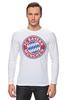 """Лонгслив """"Бавария Мюнхен"""" - футбол, football, футбольный клуб, бавария мюнхен, bayern munich"""