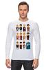 "Лонгслив ""Доктор Кто (Doctor Who)"" - doctor who, tardis, доктор кто, тардис, time lord"