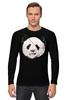 """Лонгслив """"Панда Пират"""" - bear, медведь, панда, panda, пират"""