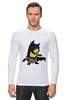 """Лонгслив """"Бэтмен """" - мультик, batman, бэтмен, миньоны"""