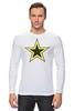 """Лонгслив """"Starman"""" - star, звезда, stars, звёзды, starman"""