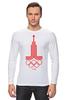 """Лонгслив """"Олимпиада 80"""" - москва, moscow, олимпиада, olympics, 1980, олимпиада 80"""