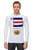 "Лонгслив ""Charlie (C), флаг МСС (eng)"" - море, парус, яхтинг, мсс, boatstyle"