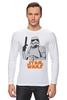 "Лонгслив ""Star Wars"" - лукас, звёздные войны, trooper, штурмовик, force awakens"