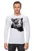 """Лонгслив """"Медведь"""" - bear, медведь"""