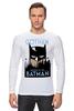 "Лонгслив ""Бэтмен (Batman)"" - batman, бэтмен"
