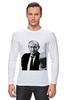 "Лонгслив ""Владимир Владимирович Путин"" - владимир, путин, президент, putin, vladimir, pootin"