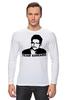 "Лонгслив ""Edward Snowden"" - edward snowden, америка, россия, цру, эдвард сноуден"