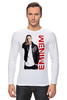 """Лонгслив """"Eminem"""" - rap, eminem, эминем, shady"""