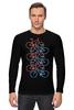 """Лонгслив """"Велосипеды"""" - спорт, велоспорт, велосипеды"""