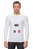 """Лонгслив """"NOH8"""" - noh8, lgbt, протест"""