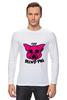 """Лонгслив """"The Blind Pig #2"""" - прикол, супер, рисунок, pink, новое, свинья, blind, слепой, pig"""
