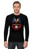 """Лонгслив """"Железный Человек"""" - comics, marvel, superhero, ironman"""