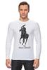 """Лонгслив """"the polo"""" - скелет, polo, polo cholo, cholo"""