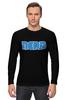 """Лонгслив """"Nerd (Sega)"""" - пародия, sega, nerd"""