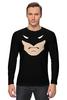 """Лонгслив """"Бэтмен"""" - batman, супергерои, бэтмен, dc"""