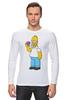 """Лонгслив """"Homer Simpsons"""" - прикольные"""