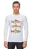 """Лонгслив """"Рыбки"""" - рыбы, рыбки, fish"""