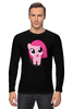 "Лонгслив ""Мой маленький пони"" - mlp, my little pony, friendship is magic, мой маленький пони"