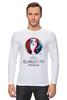 "Лонгслив ""Евро 2016"" - футбол, france, франция, евро, uefa, 2016, euro 2016, чемпионат европы"