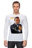 "Лонгслив ""James Bond"" - james bond, агент 007, шон коннери, джеймс бонд, sean connery"