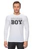 """Лонгслив """"RUSSIAN BOY"""" - парню, russian, boy, русский мальчик"""